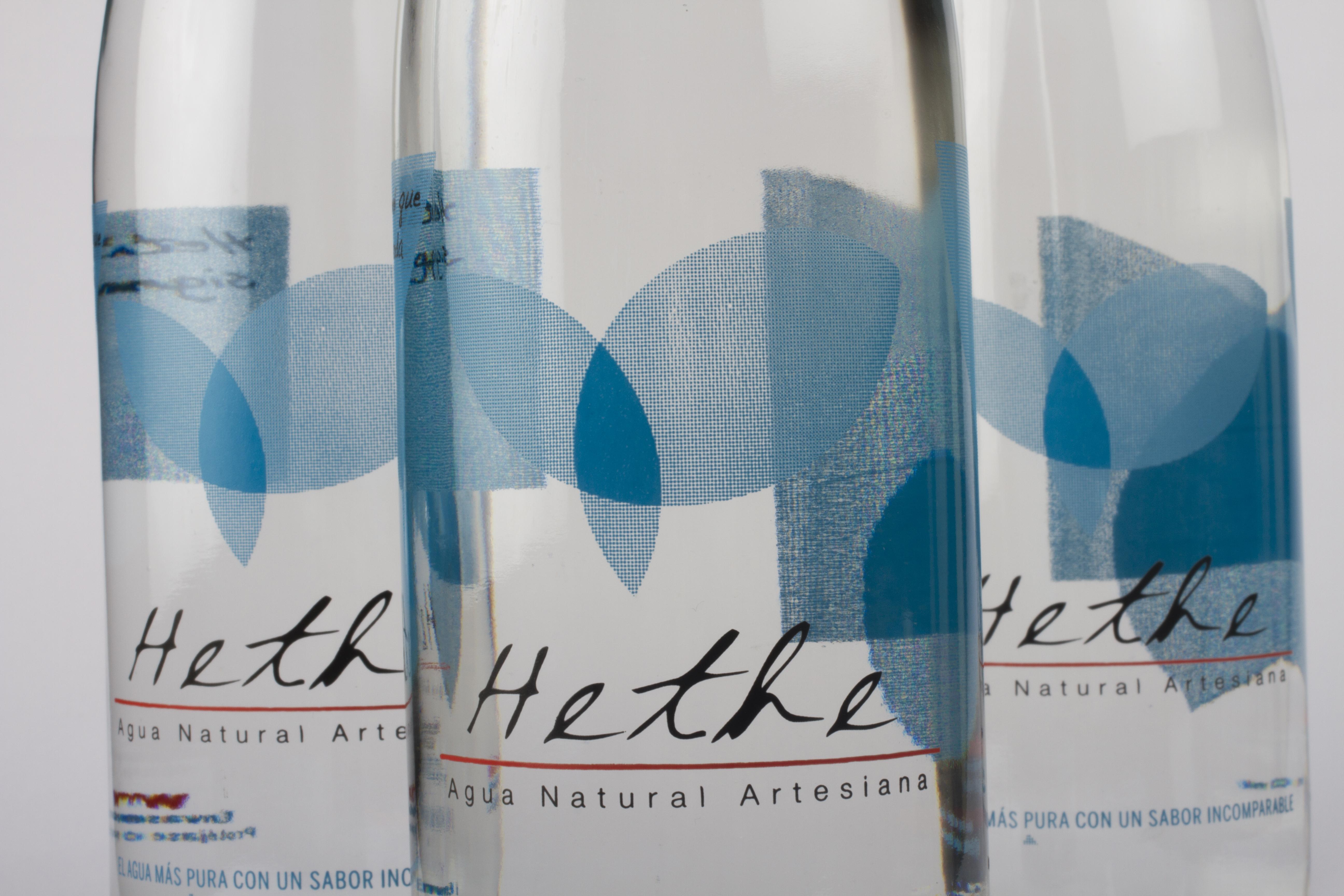 Hethe, la primera agua artesanía de México