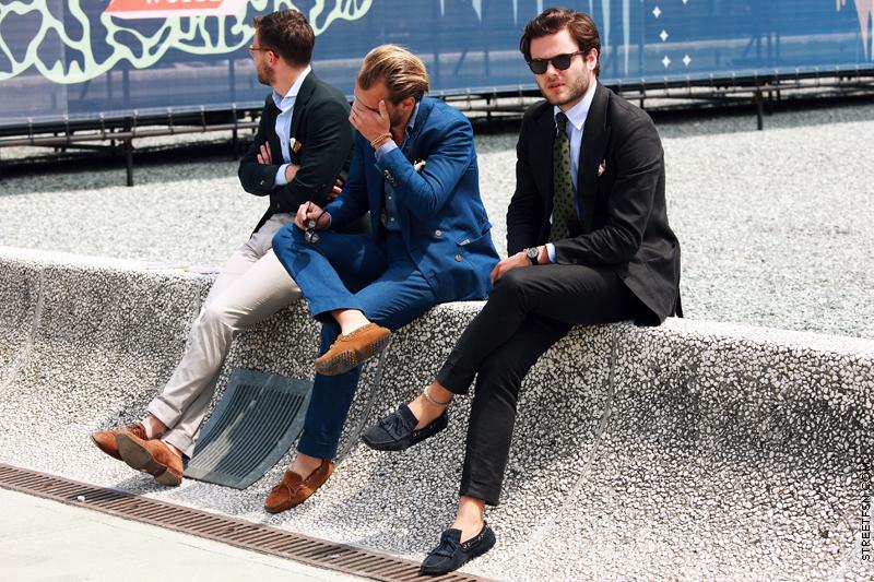Moda Masculina. Guía ¿cuándo utilizar tu calzado sin calcetines?