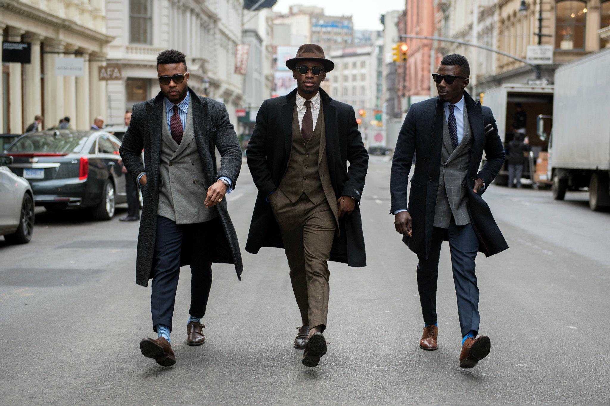 New York Fashion Week Men´s.