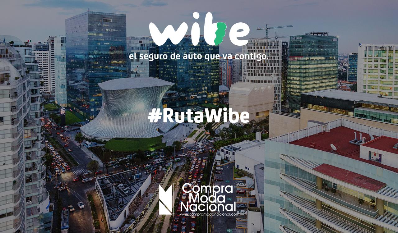 Te presentamos la #RutaWibe en Polanco, tiendas de Diseñadores Mexicanos Vol.1