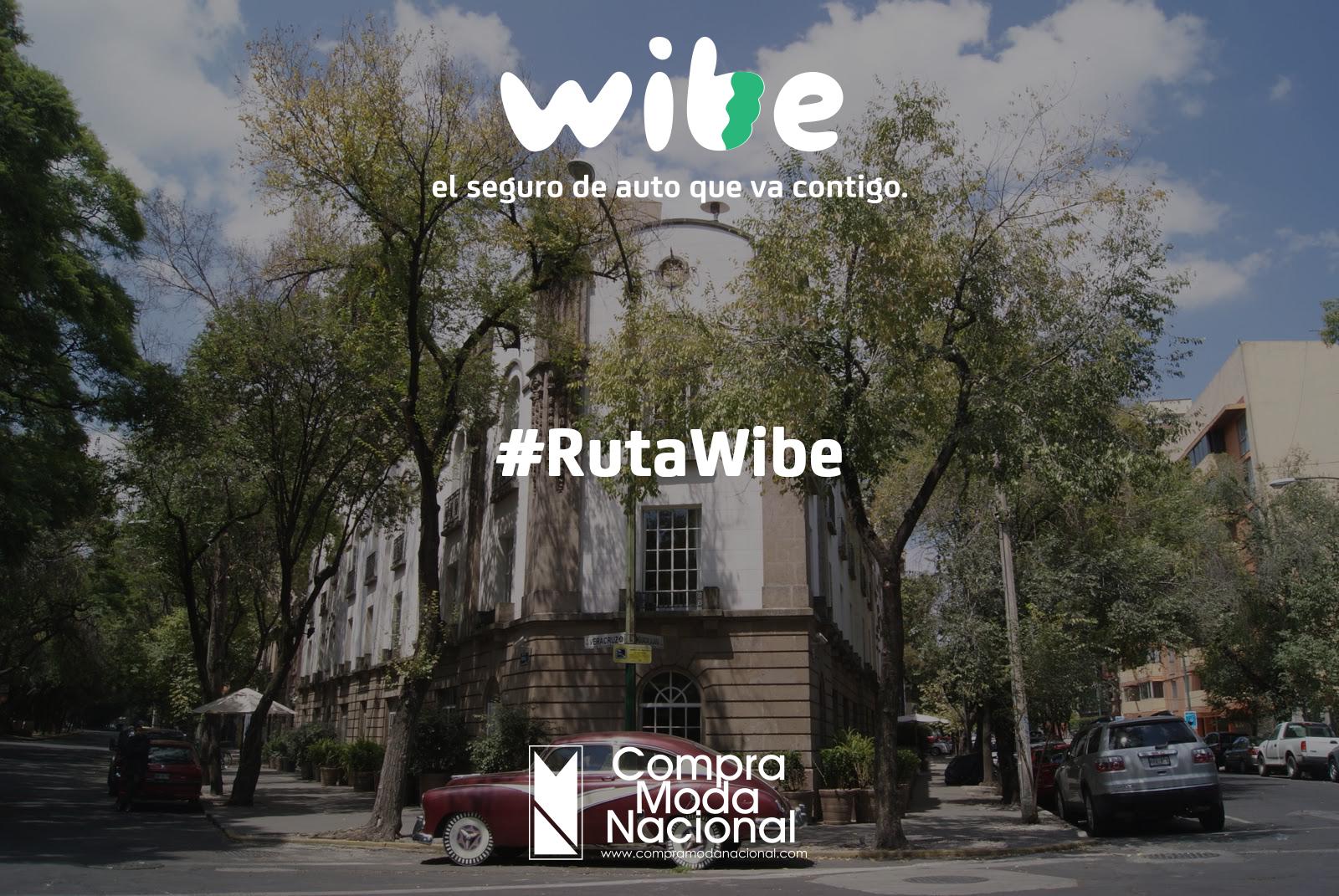 #RutaWibe por la Condesa y Roma Vol.2