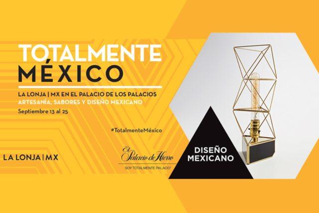 LA LONJA MX Y PALACIO DE HIERRO SE UNEN EN #TOTALMENTEPALACIO