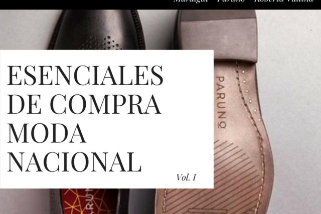ESENCIALES DE COMPRA MODA NACIONAL VOL. I