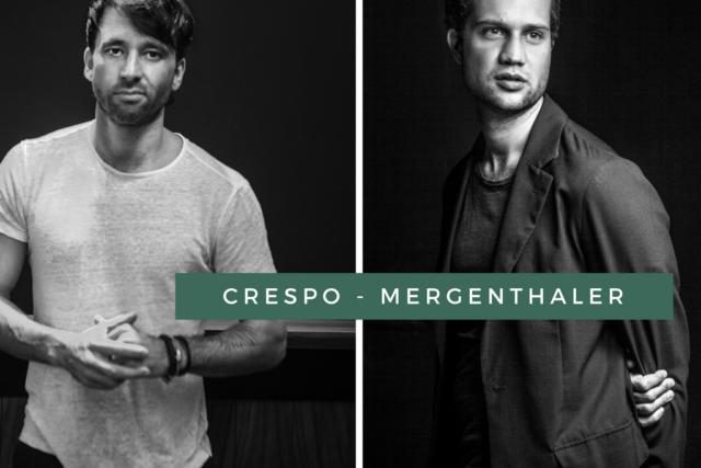 LA DUPLA DEL ÉXITO: CORY CRESPO Y JOHANN MERGENTHALER