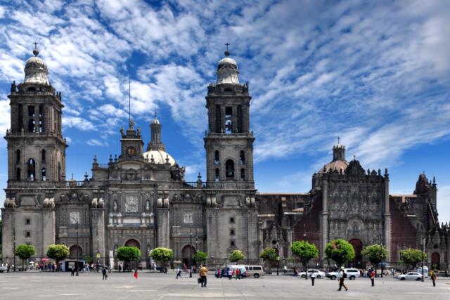 LA CATEDRAL METROPOLITANA DE LA CIUDAD DE MÉXICO, ASPIRANTE AL CONCURSO #BEINSPIREDBYARCHITECTURE DE MIDO