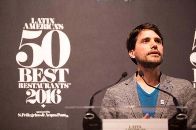MÉXICO TRIUNFA EN LOS LATIN AMERICA'S 50 BEST RESTAURANTS 2016