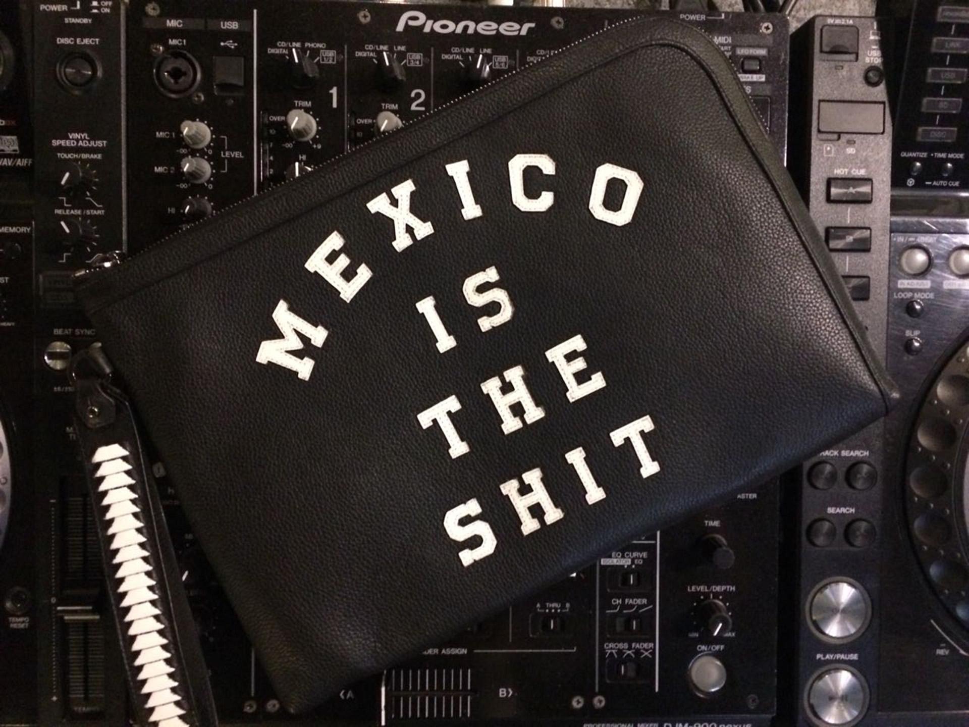 Lo que necesitas saber de la colaboración de Pantera y México Is The Shit