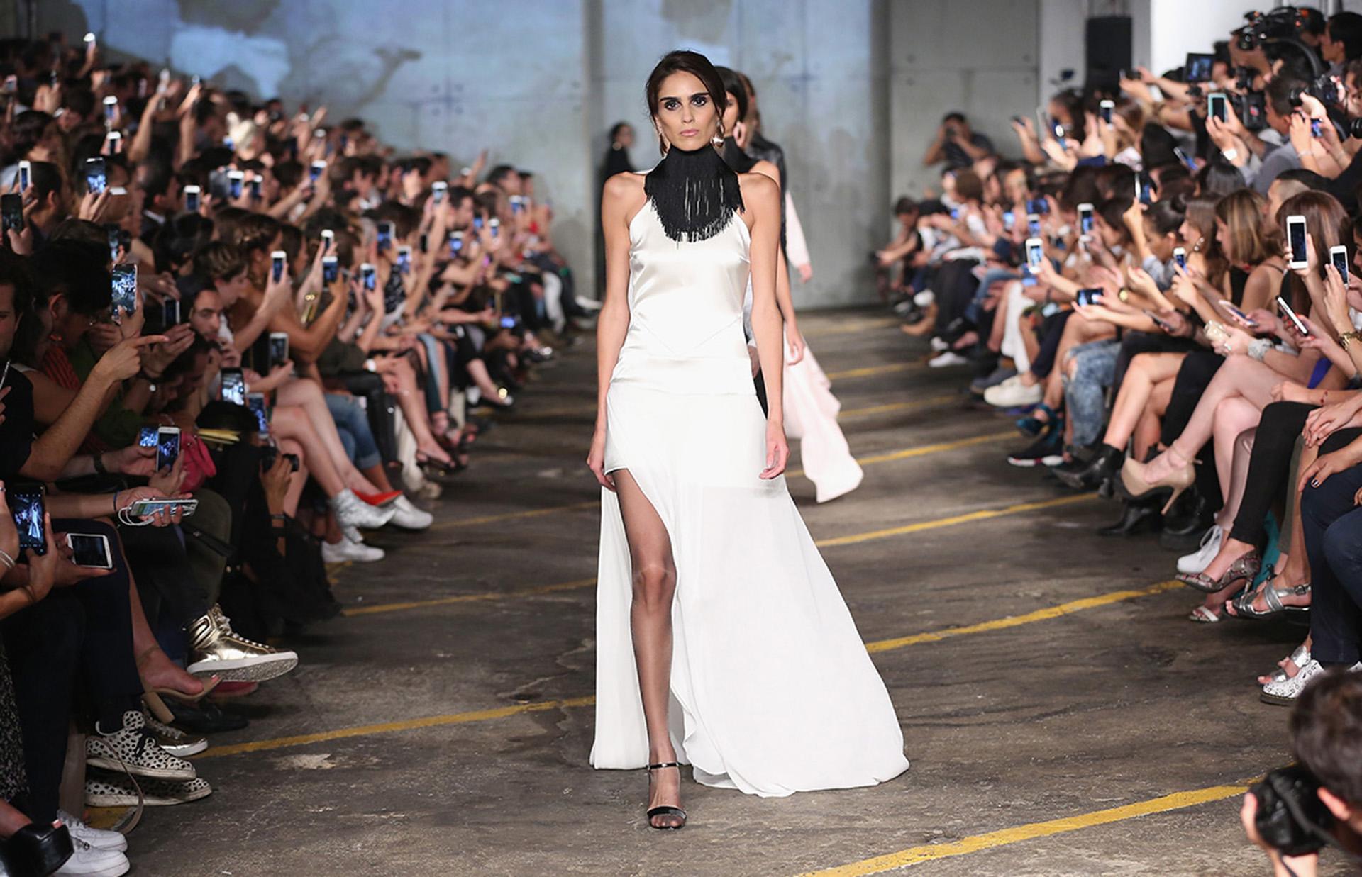Todos los detalles de #FashionWeekMX 2018