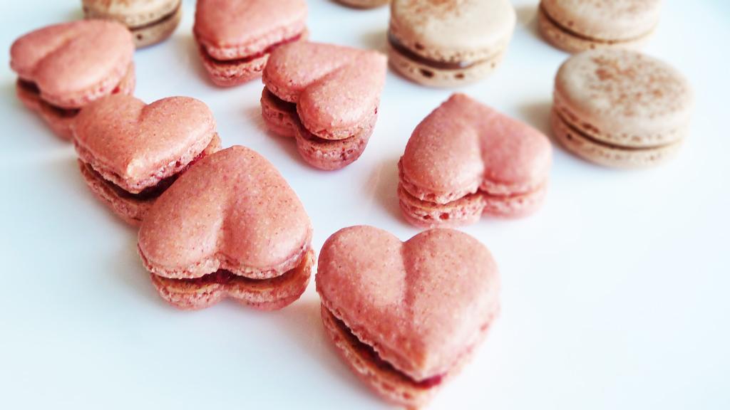 heart_macaron