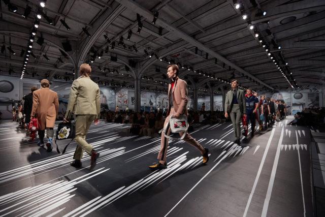 Milano Moda Uomo… Increíble celebración con esencia ibicenca