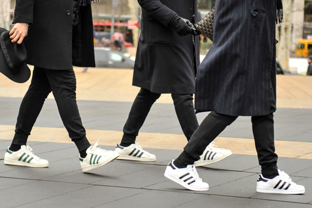 Se parte de la cultura sneakerhead