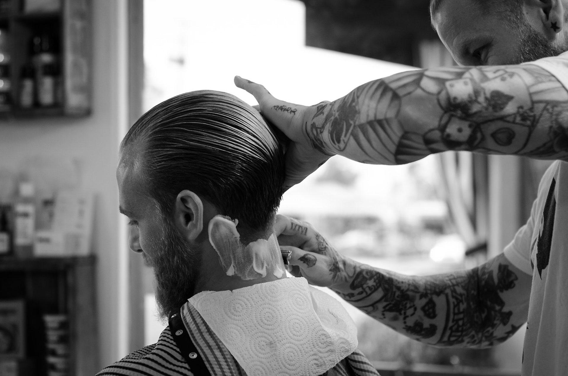 Caballería, el verdadero hot spot del grooming masculino de la ciudad (¡Te lo garantizo!)