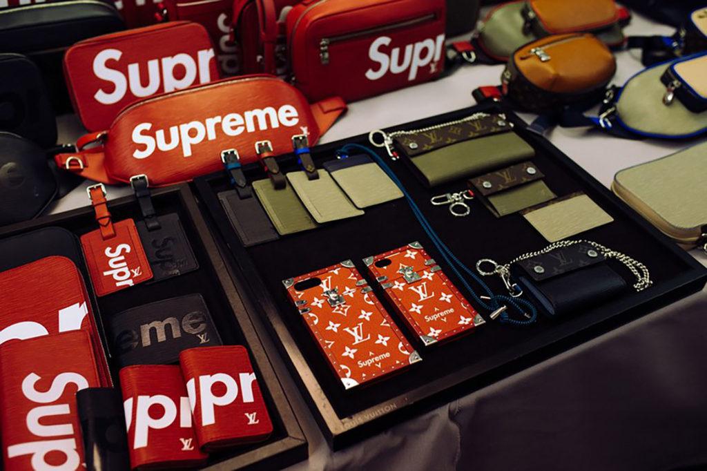 Louis Vuitton x Supreme… ¡Es el momento!