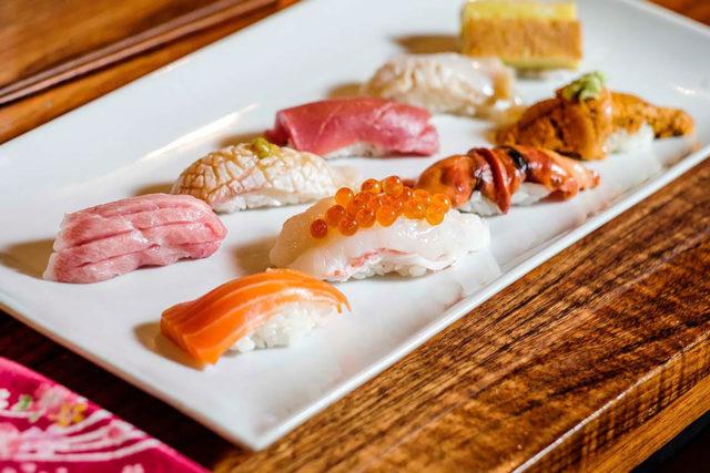 Lo mejor de la comida japonesa en la ciudad