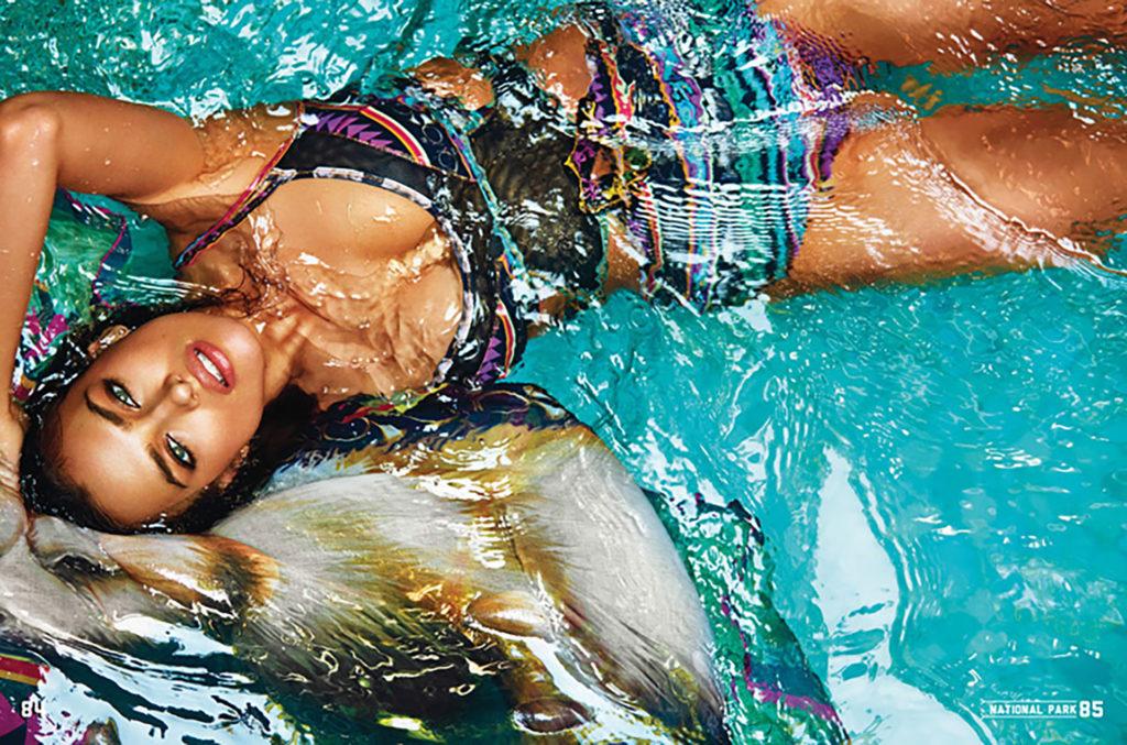 AGUA BENDITA, La marca del verano