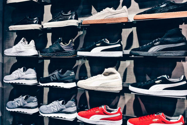 TAF abre nueva boutique para amantes de sneakers