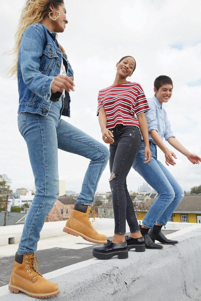 Los nuevos jeans de Levi's que te encantarán