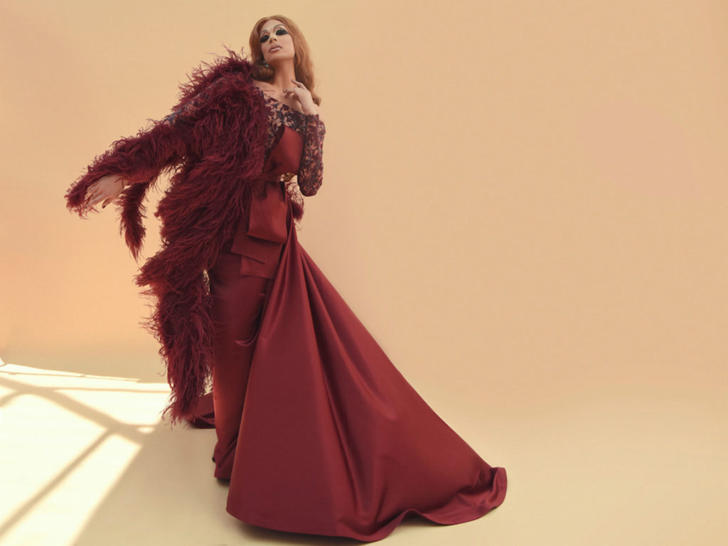 La moda crea unión y fuerza: Benito Santos y Valentina