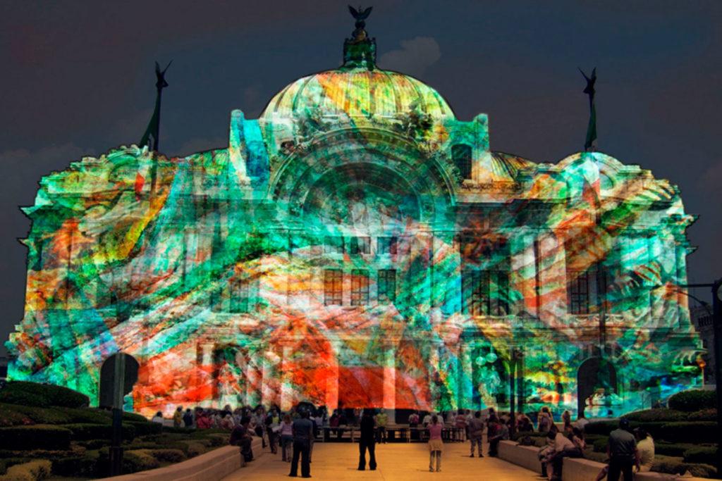 Filux: Festival de las luces regresa a la ciudad de México