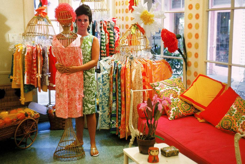 Lilly Pulitzer, la diseñadora accidental