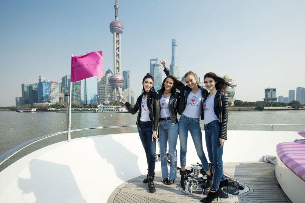 Adelantos del Victoria's Secret Fashion Show 2017