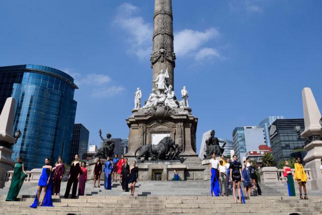 Diseñadores mexicanos se suman a #FuerzaMexico