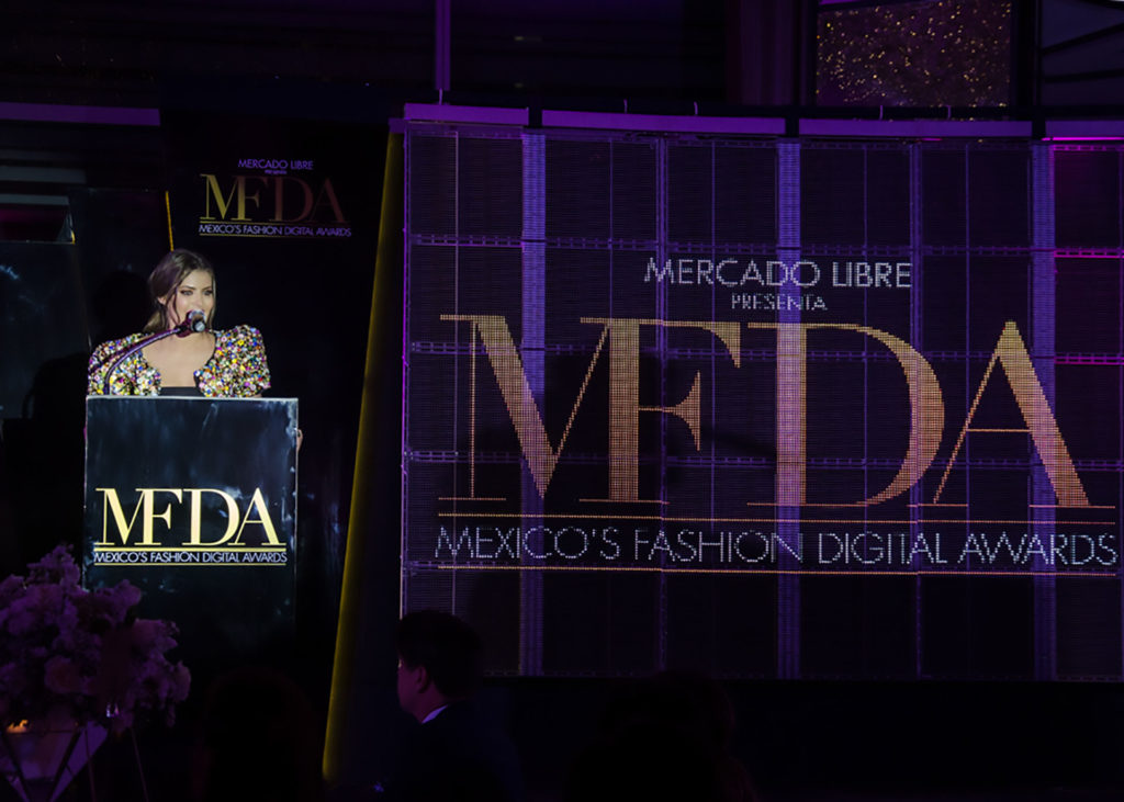 Mexico's Fashion Digital Awards presentados por Mercado Libre
