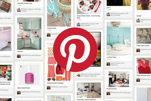 Pinterest y su importancia para la moda