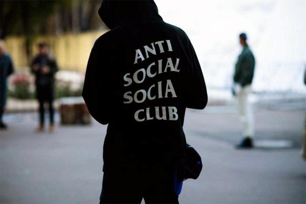 Aparta la fecha: Llega lo nuevo de Anti Social Social Club