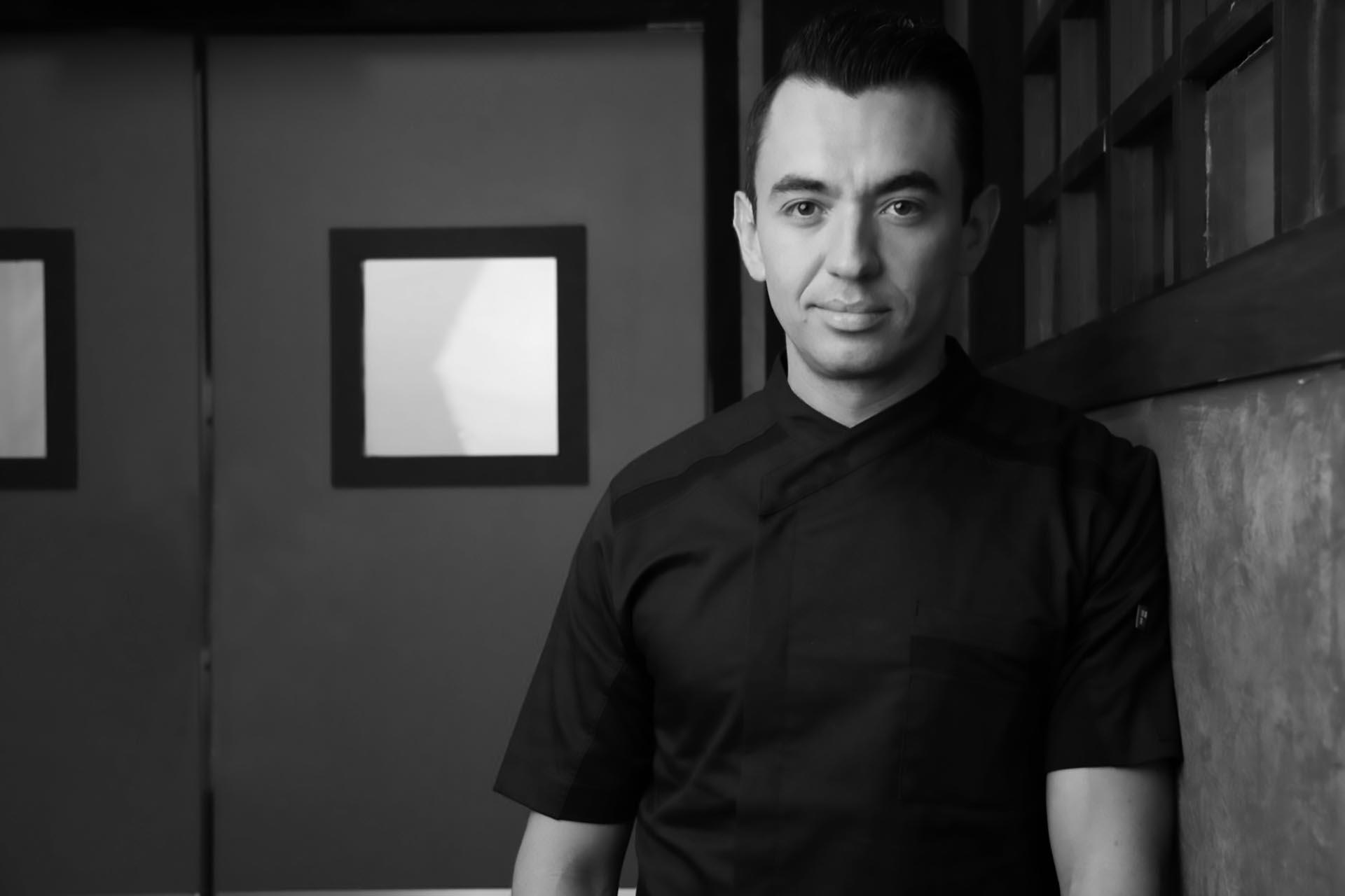 Edgar Núñez: Gastronomía y consumo local