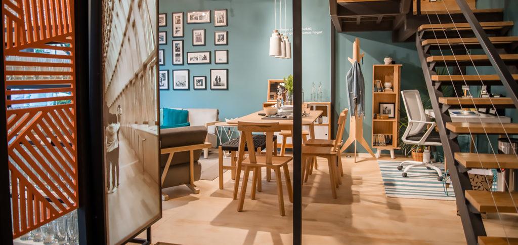 Gaia estrena tienda y flagship store en la Roma.