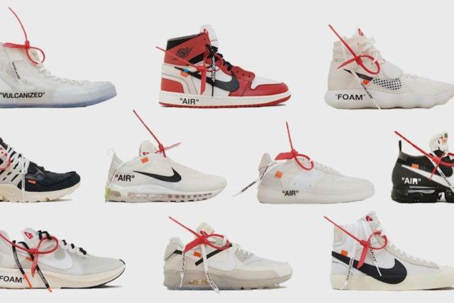 gráfico escucha adherirse  The Ten de Virgil Abloh x Nike llega a México - Compra Moda Nacional
