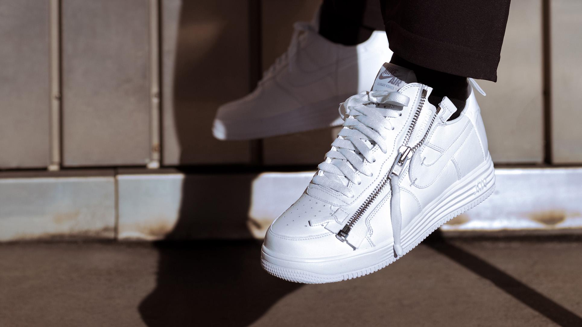 Todos los detalles del 35 aniversario del Air Force 1 de Nike en México