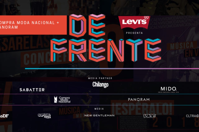 Compra Moda Nacional y Discos Panoram presentan: Festival De Frente