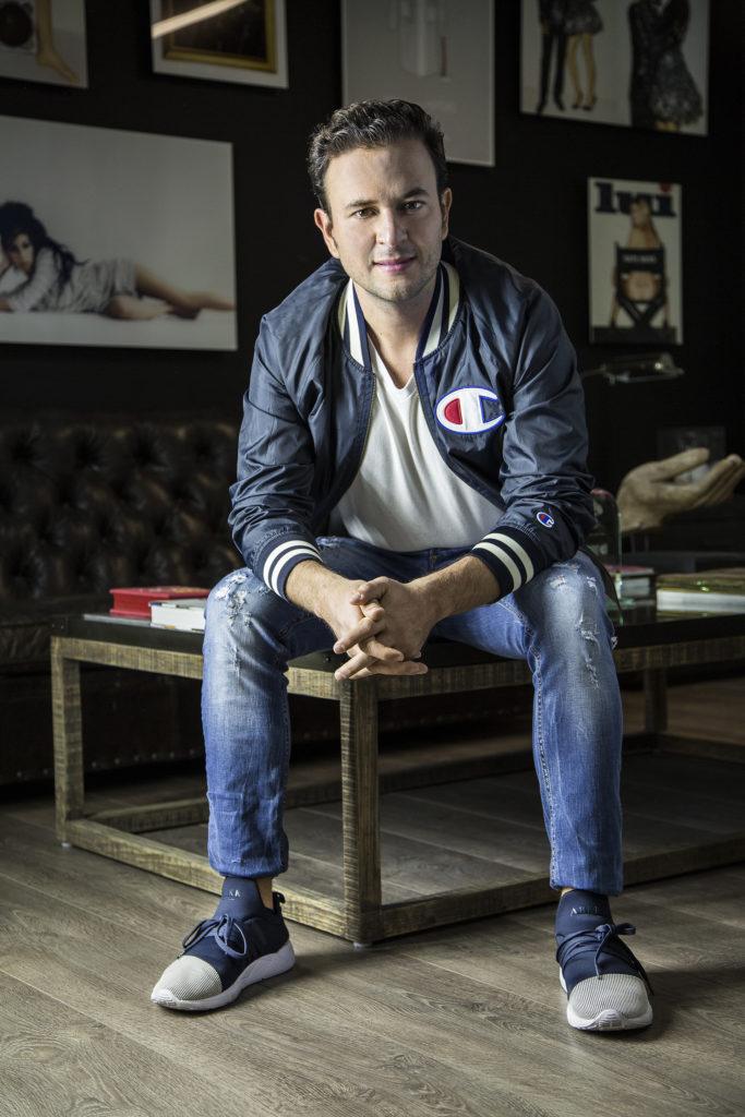 Conoce a Patricio Ibarra y su Fashion Depot: visión y emprendimiento en moda