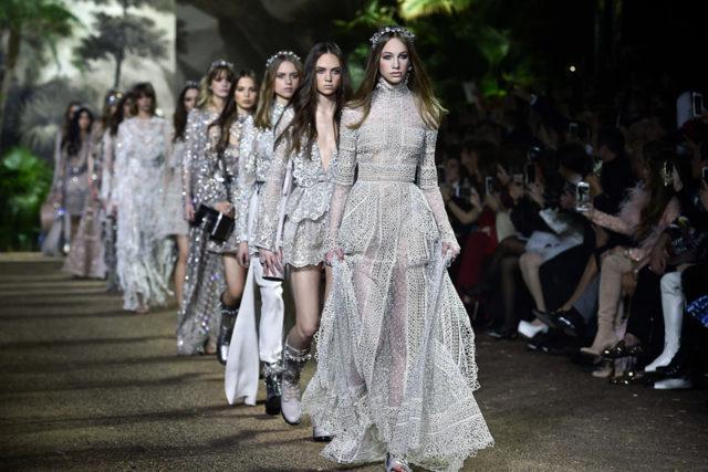 Lo mejor de Paris Haute Couture Week SS18