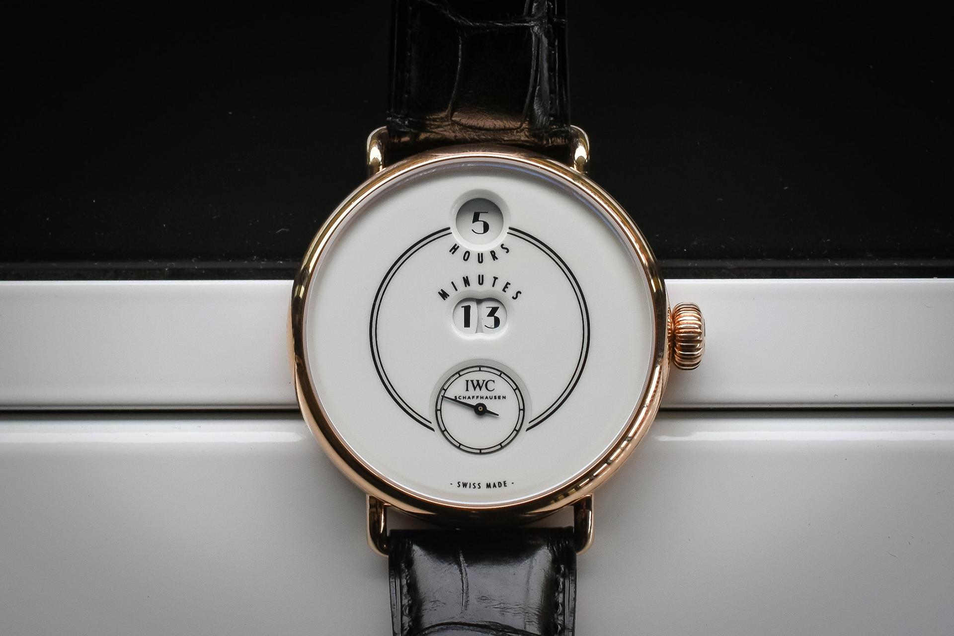 SIHH: Para los amantes de la alta relojería