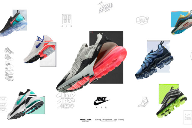 Conoce todos los detalles de la reinvención de Nike para el Air Max Day 2018