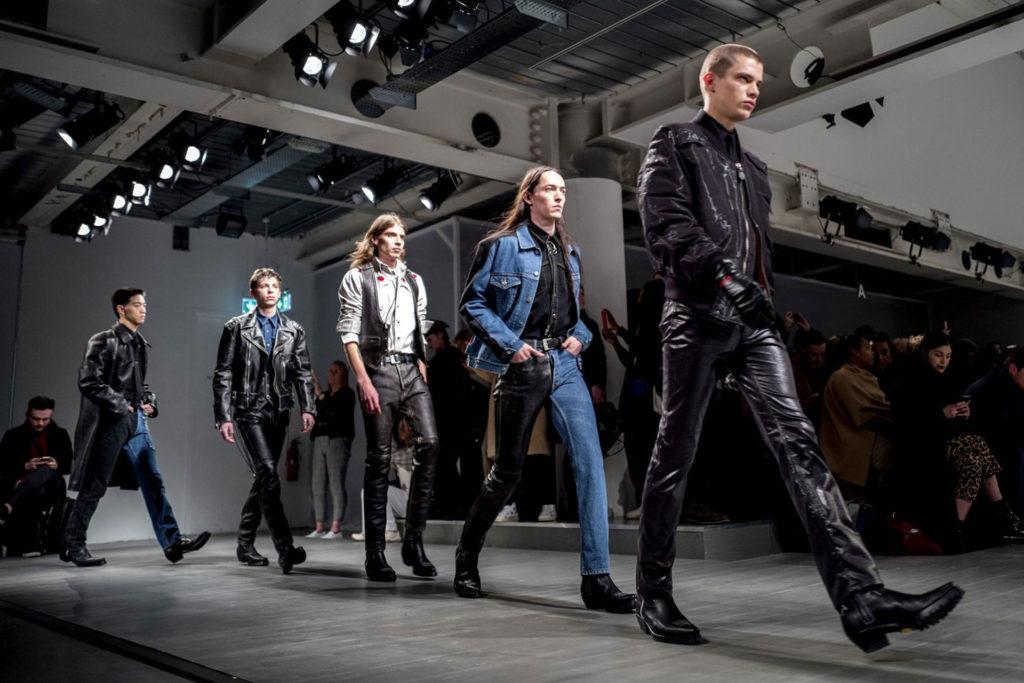 Lo mejor de la moda masculina en Londres Fashion Week
