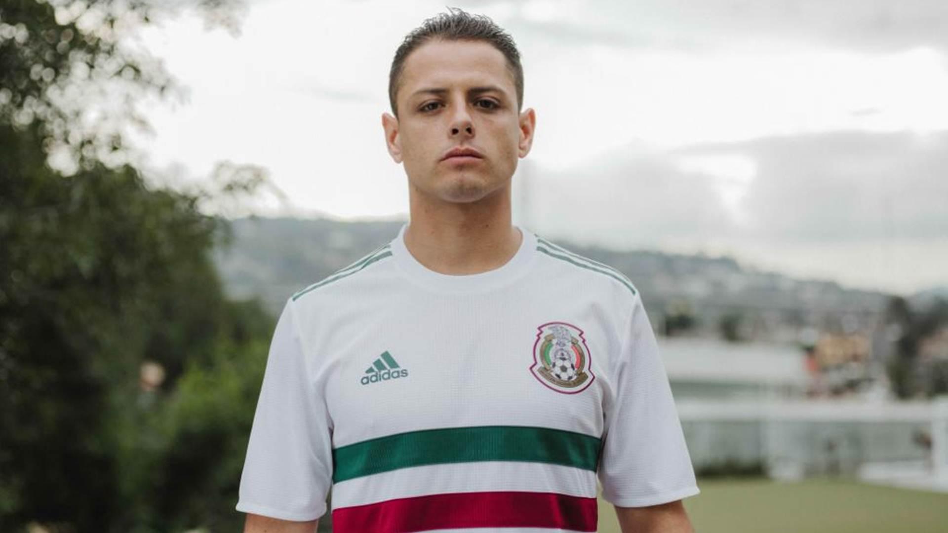 Adidas presenta camiseta de la selección mexicana inspirada en los años 70 #SoyMexico