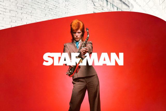 STARMAN: Bowie llega al Foto Museo
