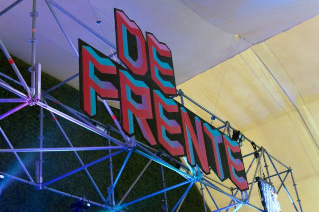 ¡Gracias por ser parte del #FestivalDeFrente!