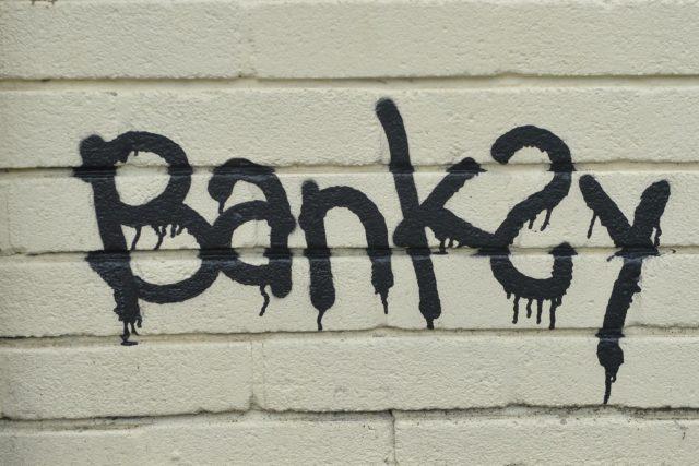 Banksy regresa con tres murales en las calles de Nueva York
