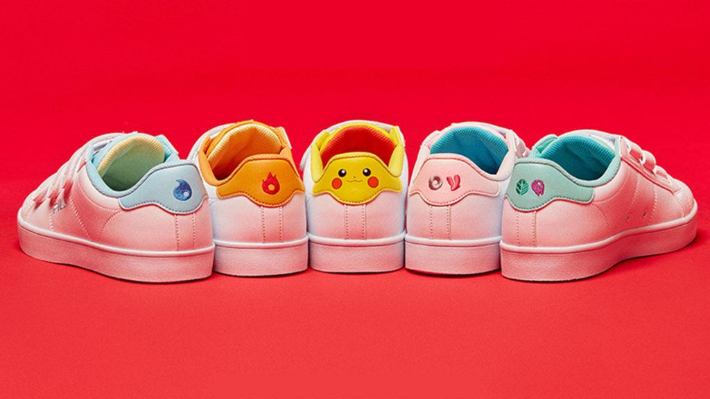 ¡Atrápalos ya! FILA x Pokémon, los sneakers que querrás tener ya