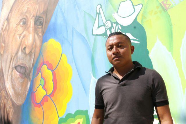 Irving Cano es el nuevo revolucionario del arte urbano