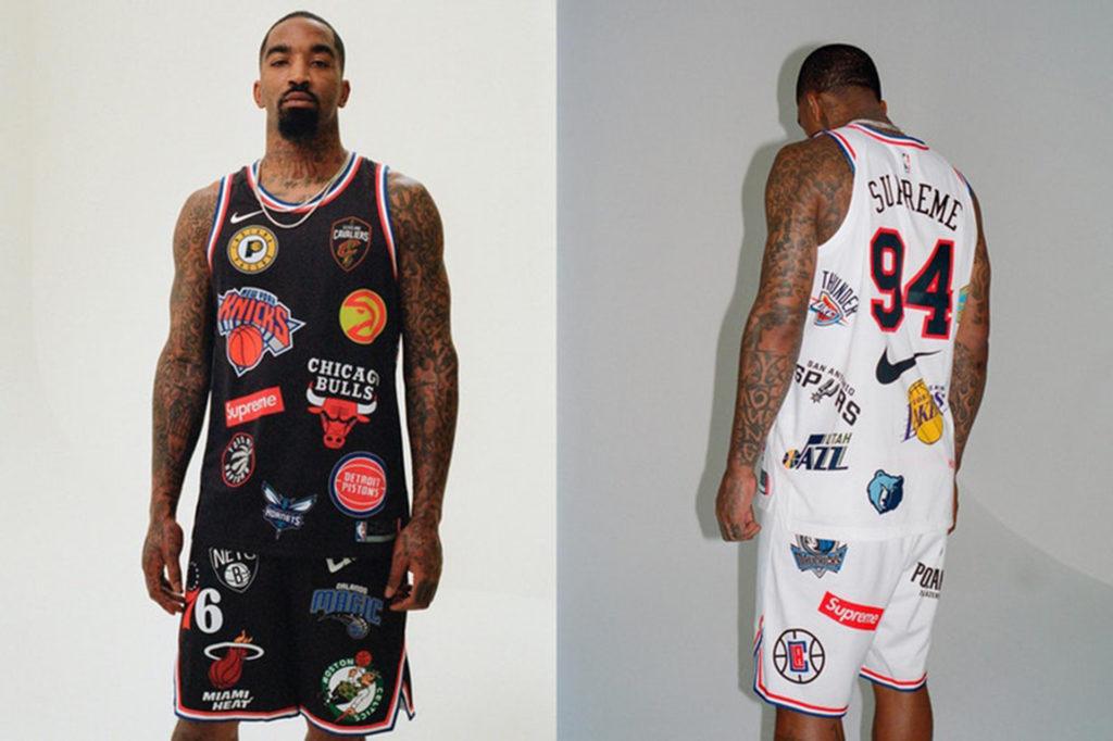 Todo lo que tienes que saber de la nueva colaboración Supreme x Nike x NBA