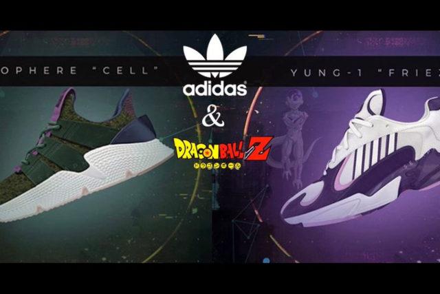 Adidas x Dragon Ball Z: los sneakers que no sabías que necesitabas