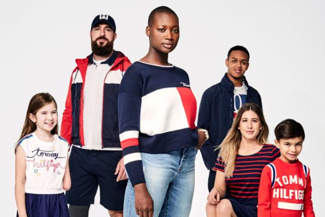 Tommy Hilfiger lanza la nueva campaña de su línea de ropa inclusiva