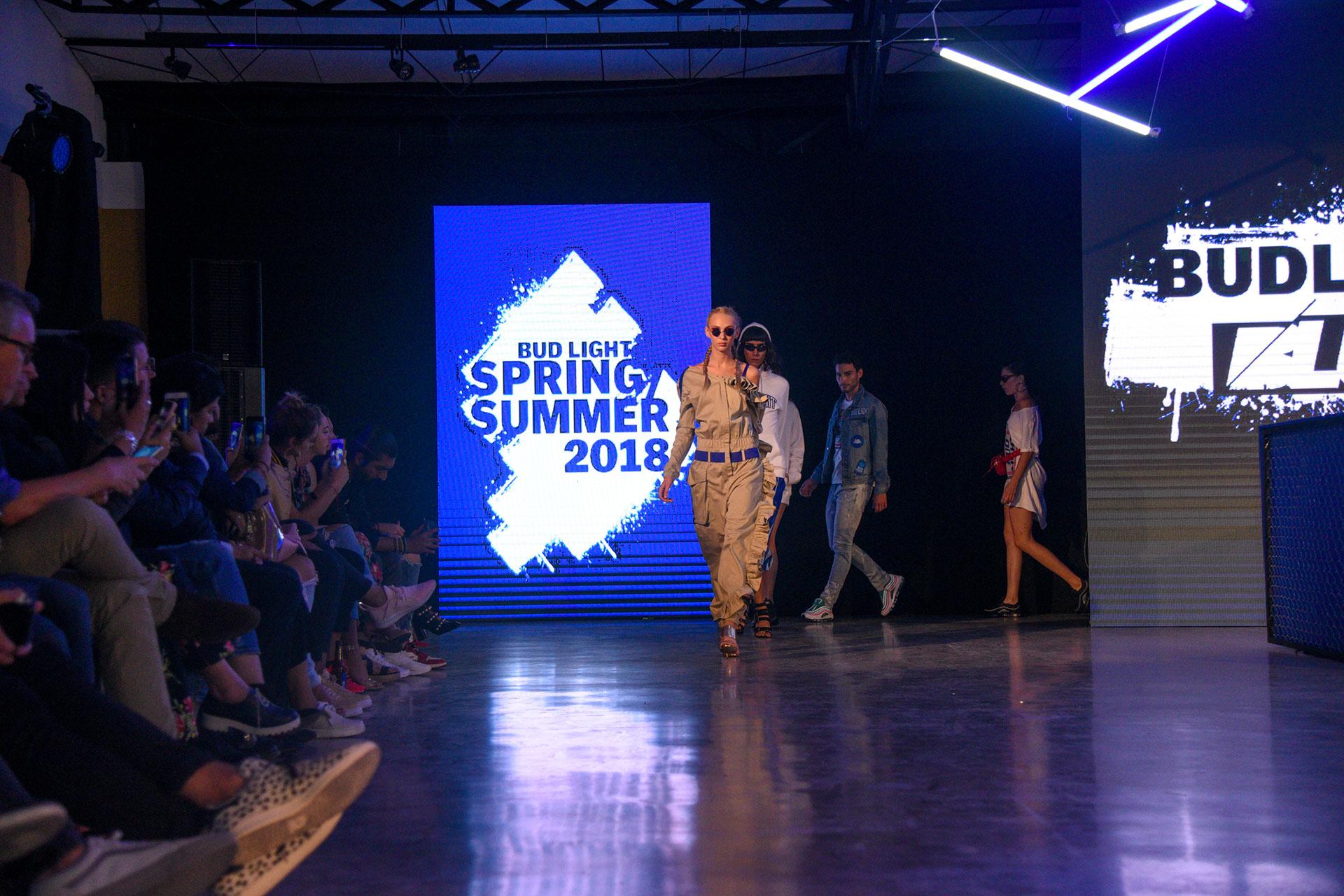 Bud Light Blue: nuestra exclusiva colección en colaboración con Bud Light llegó con todo