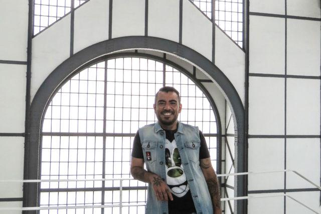 #JustBe an artist: Salvador Irys & El FIDS